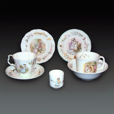 Bone China Set for Kids From Royal Albert's &...